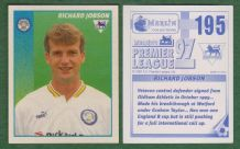 Leeds United Richard Jobson 195